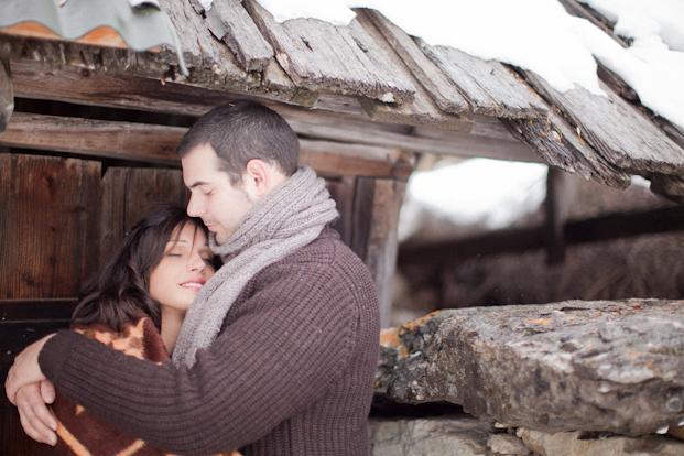 ©Ingrid Lepan Photographe - seance apres le mariage a la montagne - La mariee aux pieds nus -33