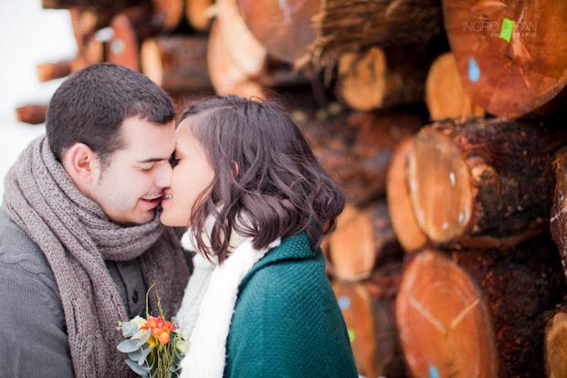 ©Ingrid Lepan Photographe - seance apres le mariage a la montagne - La mariee aux pieds nus  -54