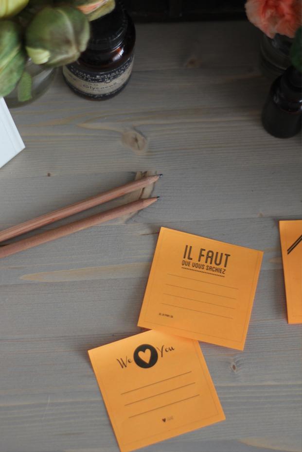 ©La mariee aux pieds nus - Un livre d or avec des post it - Pepper and Joy 6