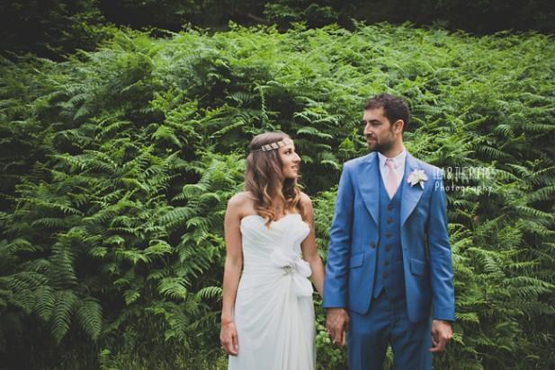 en arrivant surprise - Auberge Des Adrets Mariage