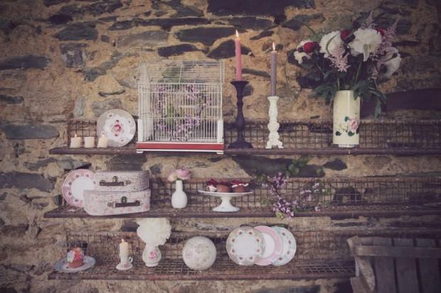 ©A l'Oree des Fees - Melinda Blanchet - Shooting d'inspiration gipsy boheme - La mariee aux pieds nus