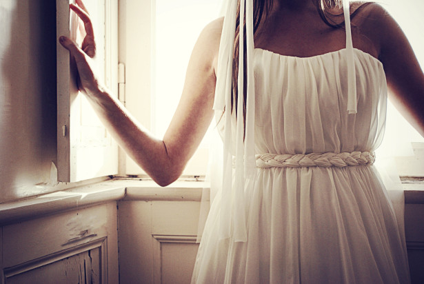 Constance Fournier - Robes de mariee - Nouvelle collection 2013 - La mariee aux pieds nus