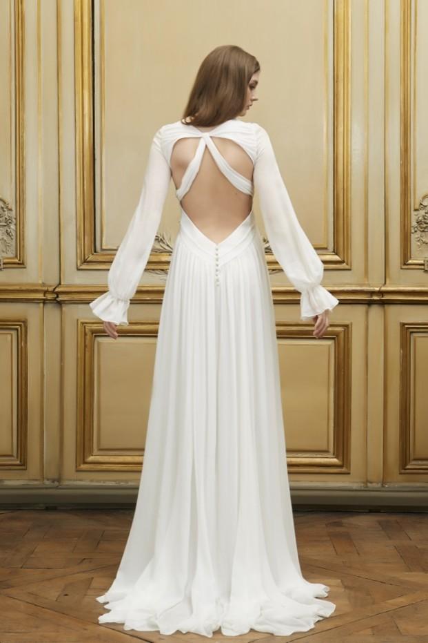 Delphine Manivet - Robes de mariee - Collection 2015 - La mariee aux pieds nus - ALIOCHA