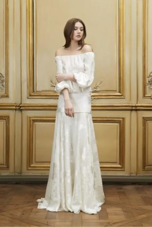 Delphine Manivet - Robes de mariee - Collection 2015 - La mariee aux pieds nus - AMEDEE