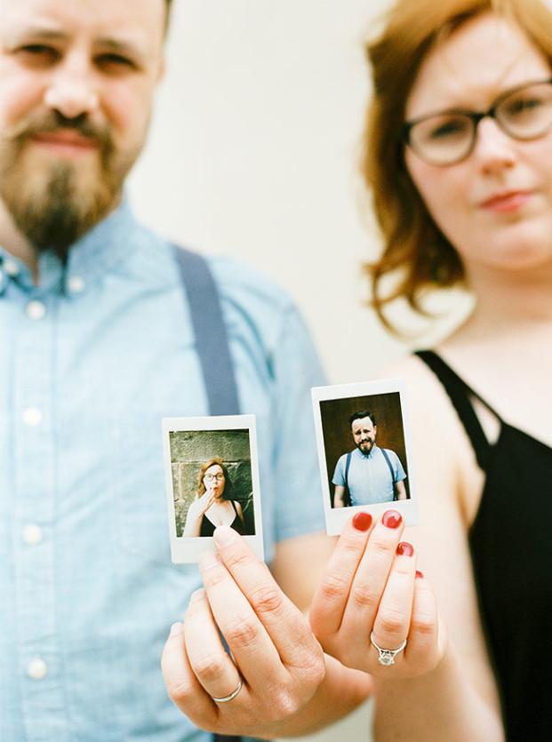 Michael Ferire - Une seance photo en amoureux apres le mariage en Toscane - La mariee aux pieds nus