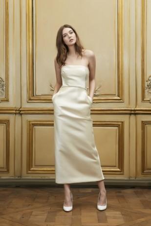 Delphine Manivet - Robes de mariee - Collection 2015 - La mariee aux pieds nus - BASIL