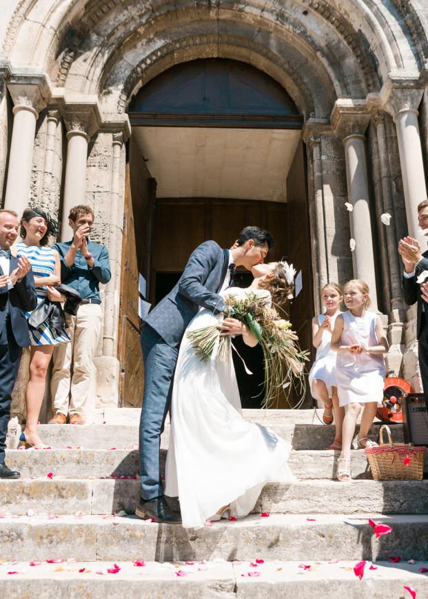 Un mariage aux Baux de Provence - Domaine de Villary - sur La mariée aux pieds nus - Photos : Blanccoco Photographe-32