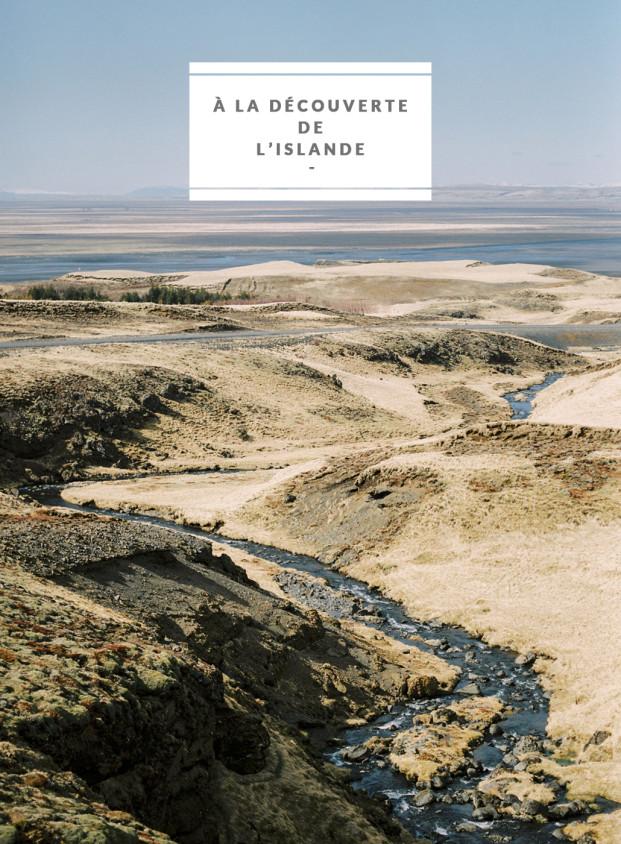 Capyture - Voayage en Islande - La mariée aux pieds nus