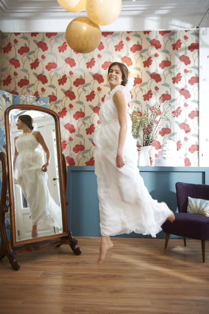 Les soeurs Waziers - Robe de mariee - Love etc - La mariee aux pieds nus