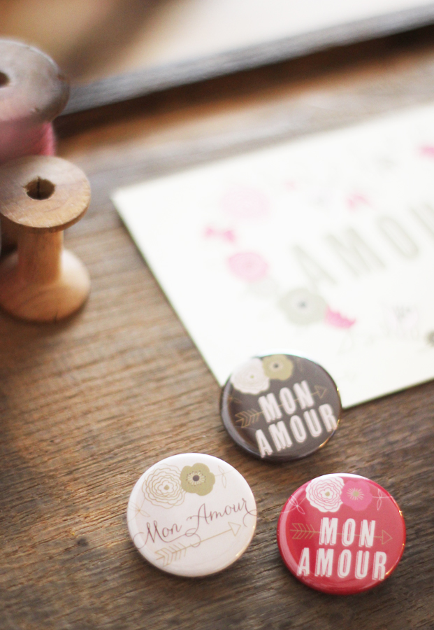 DiY badges a telecharger - Mister M Studio - La mariee aux pieds nus 7