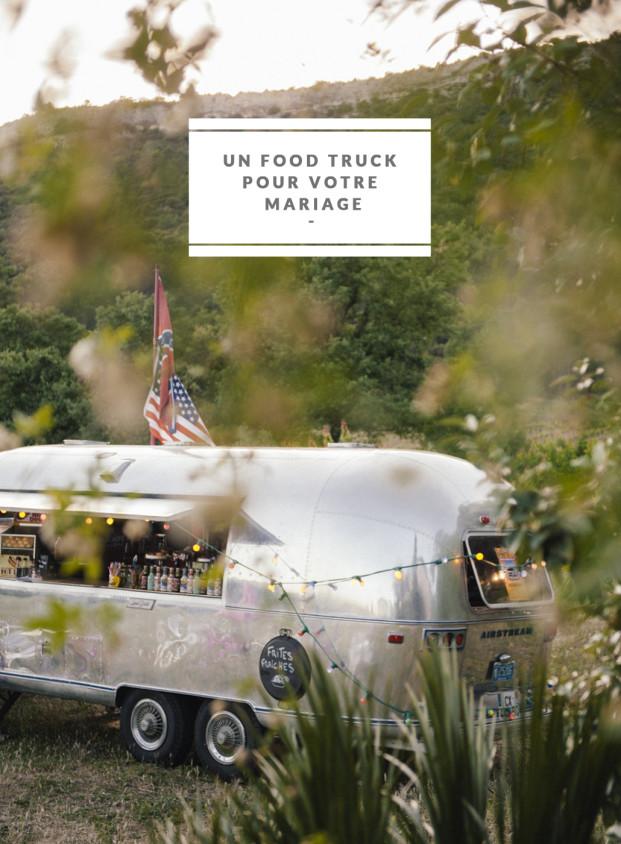 ou trouver un food truck pour son mariage photo chloe lapeyssonnie la marie - Location Camion Pizza Mariage