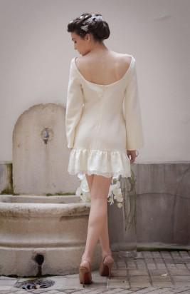 ©Meryl Suissa / La mariée aux pieds nus