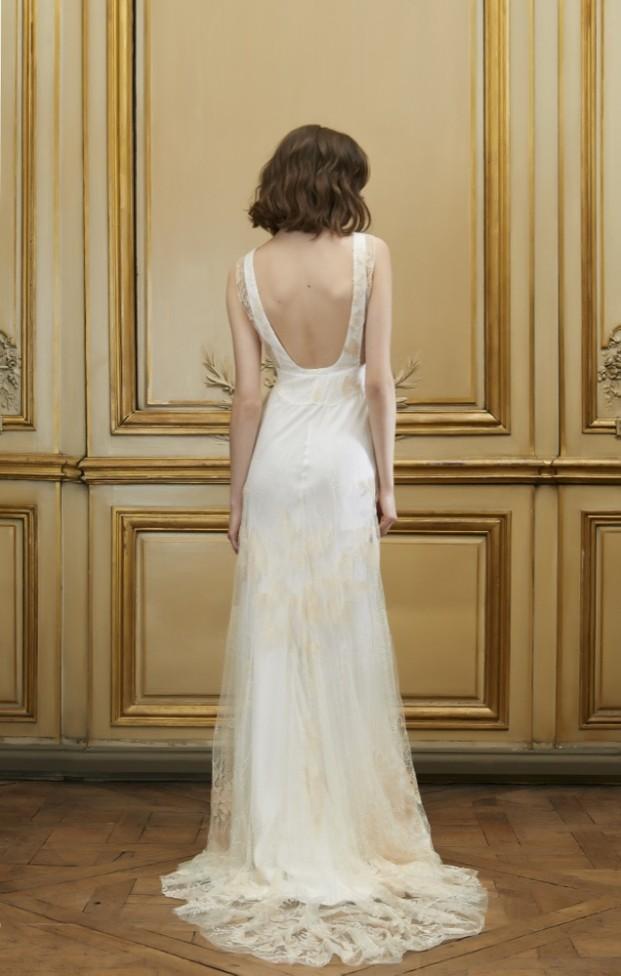Delphine Manivet - Robes de mariee - Collection 2015 - La mariee aux pieds nus - HAROLD