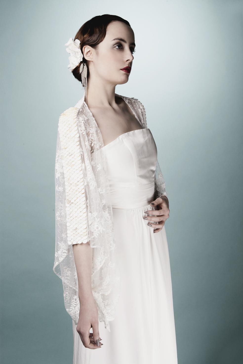 ©Pauline Darley - Tand3m - Robe a accessoiriser - La mariee aux pieds nus