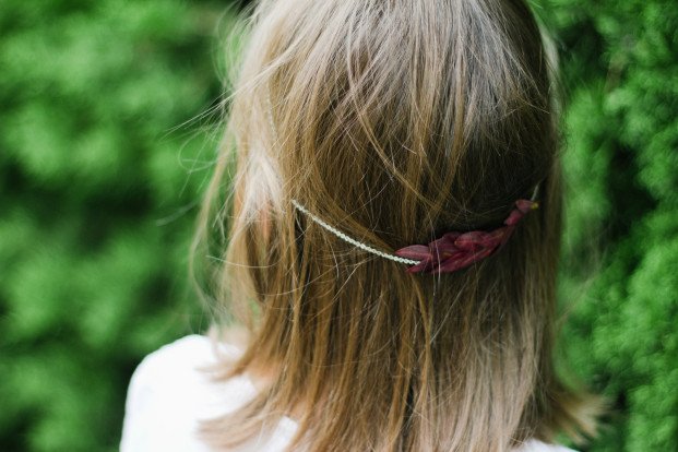 Julie T -Creer un headband vegetal - Do it yourself - La mariee aux pieds nus