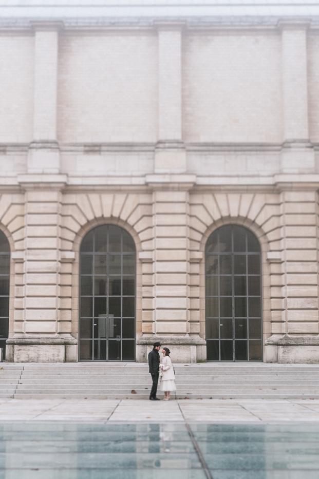 ©Jean Laurent Gaudy - Un mariage a Lille - Pauline Fashion blog - La mariee aux pieds nus