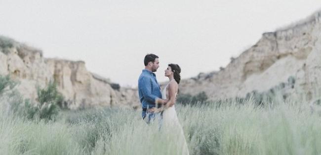 La mariee aux pieds nus - A la une