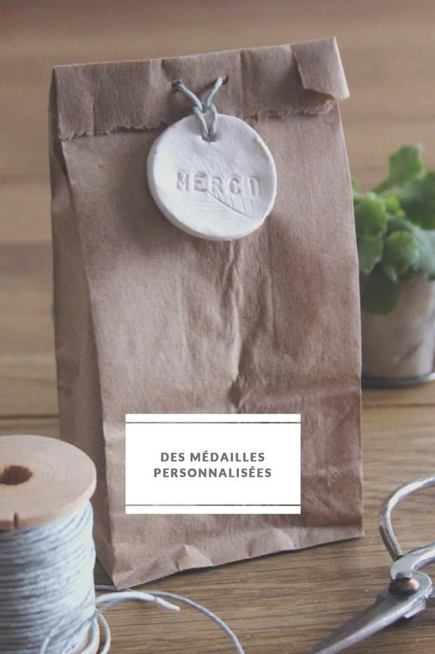 La mariee aux pieds nus - DiY- Fabriquer des medailles personnalisees pour ses cadeaux d invites