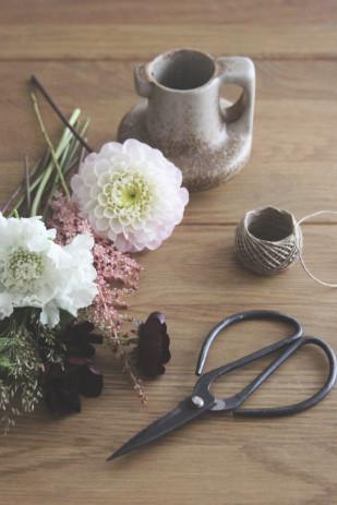 La mariee aux pieds nus - DiY - Petit Bouquet de fleurs - 1-