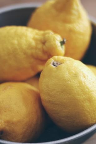 La mariee aux pieds nus - DiY - Rectte - Citronnade maison - Citrons