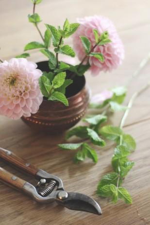 La mariee aux pieds nus - DiY - Une coupe fleurie - 5