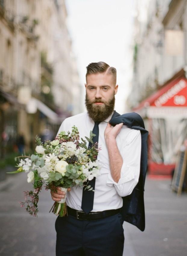 Greg Finck - Conseils beaute pour le marie - MyBeautyCorner - La mariee aux pieds nus