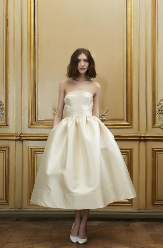 Delphine Manivet - Robes de mariee - Collection 2015 - La mariee aux pieds nus - MALO