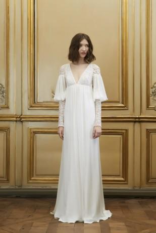 Delphine Manivet - Robes de mariee - Collection 2015 - La mariee aux pieds nus - MAURICE