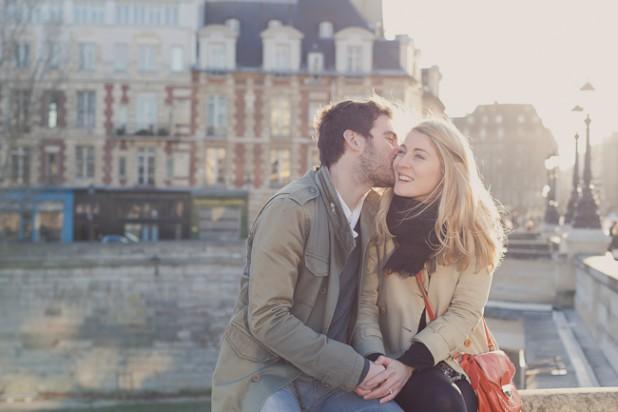 ©Mademoiselle Fiona / Séance engagement à Paris