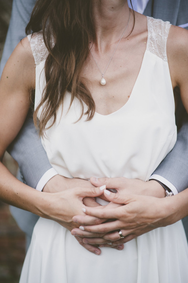LovelyPics - Un mariage au Manoir des Prevanches - MiY Made in You -La mariee aux pieds nus