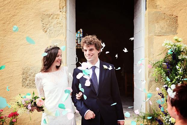 Mariage V+P - Eglise - Floriane Caux (12)