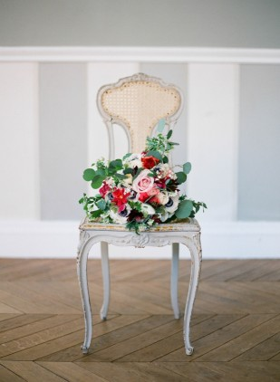 Greg Finck - Orchidee de soie - Accessoires de mariee - La mariee aux pieds nus