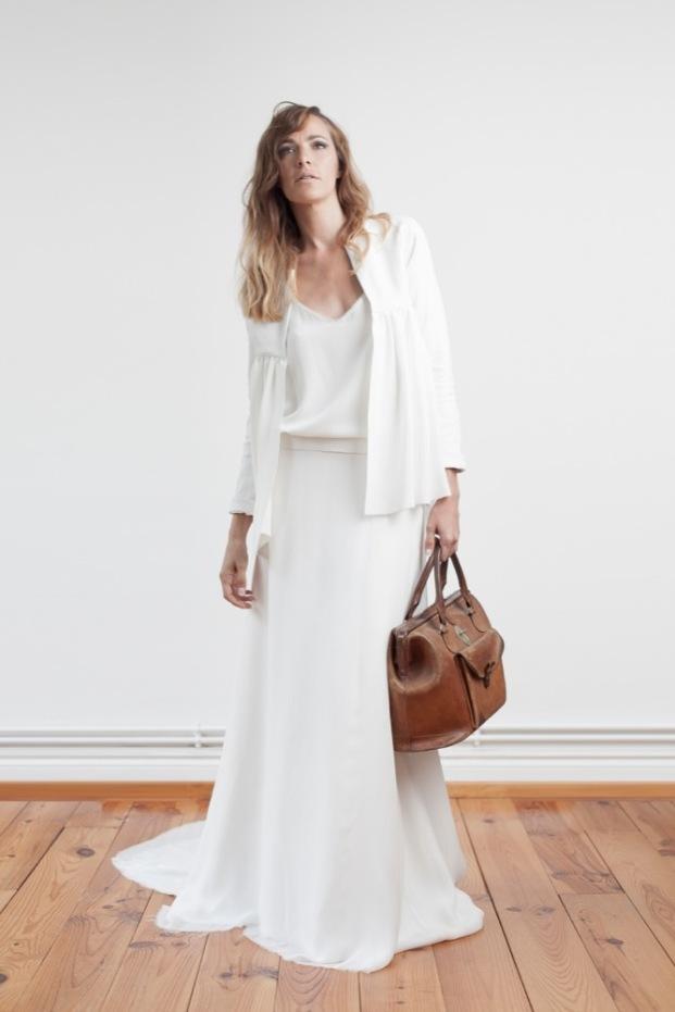 Orlane Herbin - robes de mariee collection 2015 - La mariee aux pieds nus
