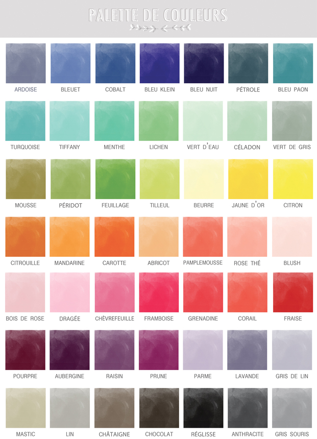 Marier Les Couleurs choisir les couleurs de son mariage
