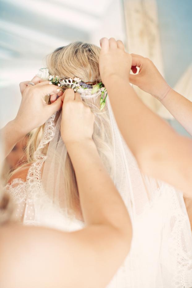 Shoot in Love - Un mariage romantique a l'Isle sur la Sorgue - La mariee aux pieds nus