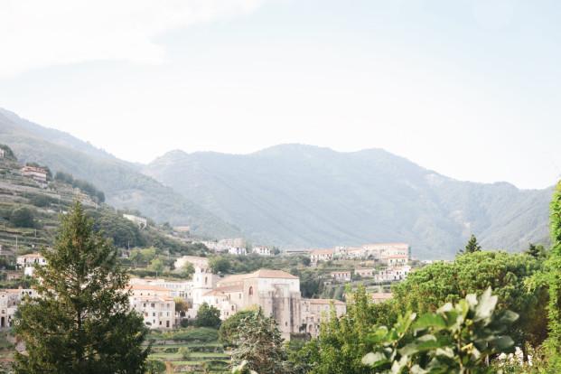 Studio A+Q - Un mariage sur les cotes italiennes - La mariee aux pieds nus