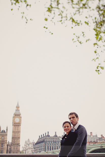Davidone / sance engagement Londres