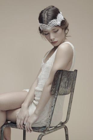 La chambre blanche - Accessoires de mariee - La mariee aux pieds nus