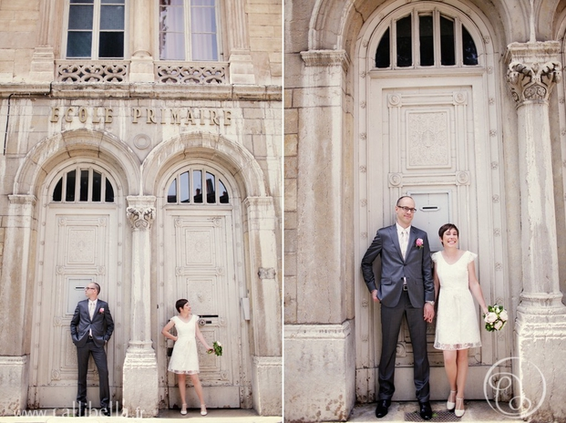 Callibella / mariage  Beaujeu