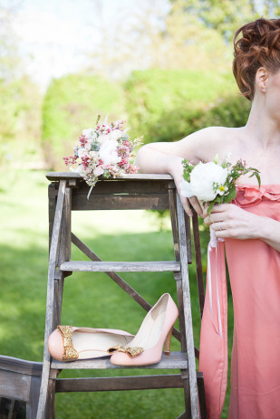 FleurdeSucre - Styled Shoot Normandie - La mariee aux pieds nus