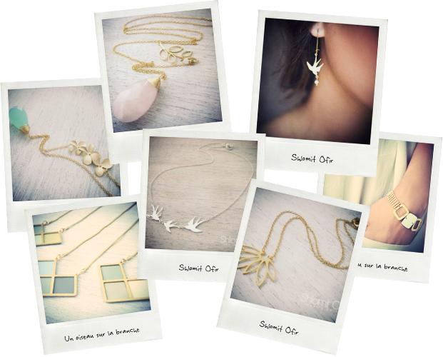 classique chic officiel factory Shlomit Ofir {bijoux délicats et joli concours}