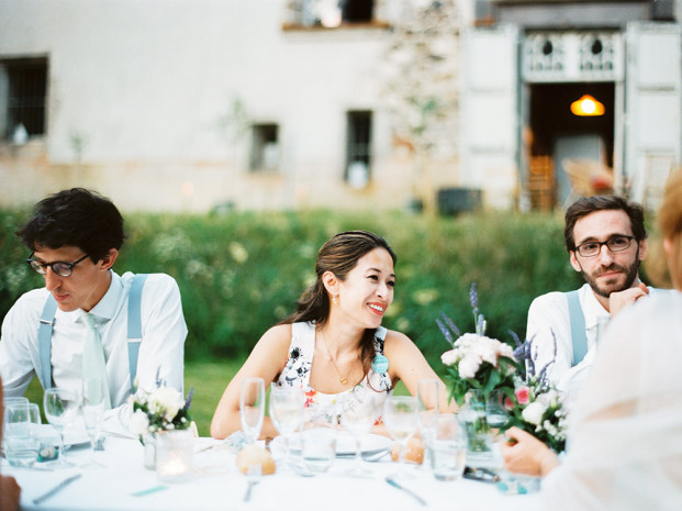 Michael Ferire - Un mariage champetre en Auvergne - La mariee aux pieds nus