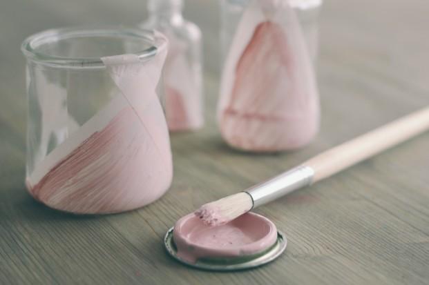 ©La mariee aux pieds nus - DiY - Customiser un vase- 3