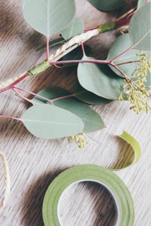 ©La mariee aux pieds nus - DiY- Fabriquer une guirlande de fleurs - 4