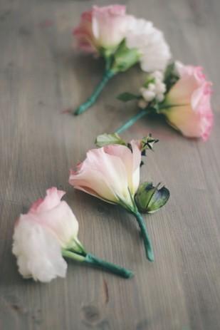 ©La mariee aux pieds nus - DiY - Un collier de fleurs - 4