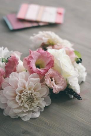 ©La mariee aux pieds nus - DiY - Un collier de fleurs - 5