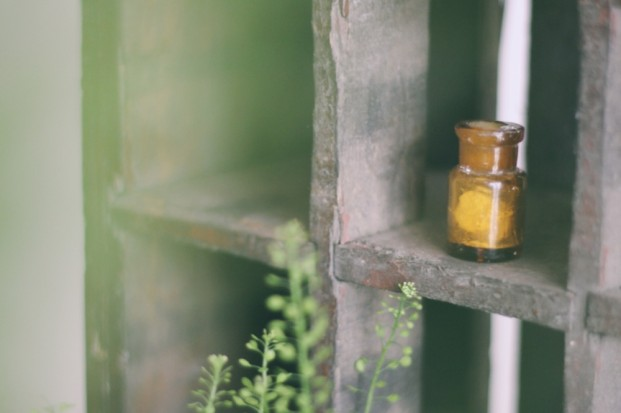 ©La mariee aux pieds nus - Utiliser des bouteilles de biere - 11