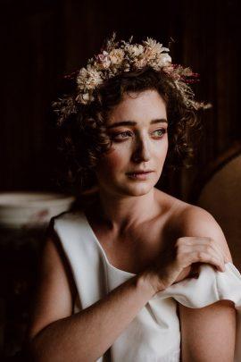 Un mariage romantique aux inspirations vintage - Blog mariage : La mariée aux pieds nus