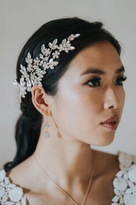 So Helo - Accessoires et bijoux de mariée - Photos : Vivien Malagnat - Blog mariage : La mariée aux pieds nus