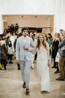LOVE/ETC - festival mariage 2016 - Paris - La mariée aux pieds nus - Photos : Yann audic Lifestories Wedding